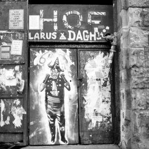 Christianin löytämä kohde Berliinin kaduilta.