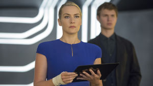 The Divergent Series - Insurgent, Divergent 2, Kate Winslet, Ansel Elgort
