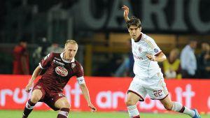 Kakà skadade sig i lördagens match mot Torino