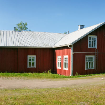 Folkets hus i Tolkis.