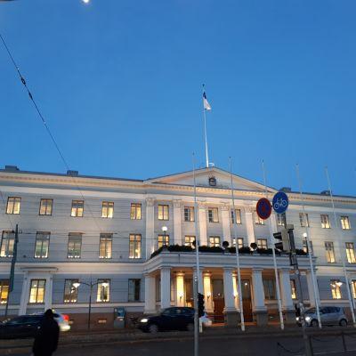 Helsingin kaupungintalo