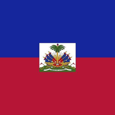 Haitin virallinen lippu