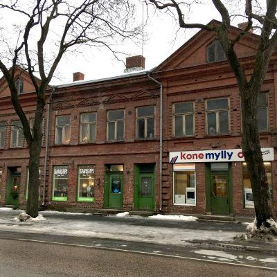 Saukkosen talo Porissa