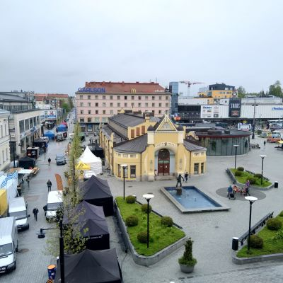Kuopion tori ja Kauppahalli