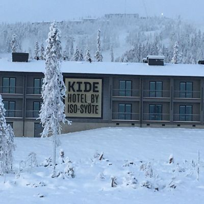 Iso-Syöte Kide-hotelli