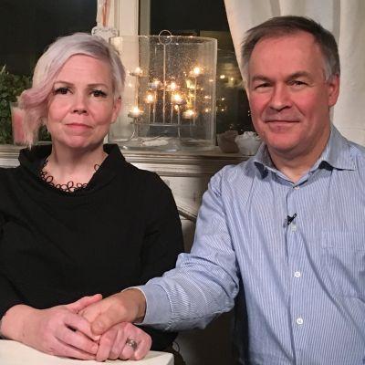 Miia ja Timo Merikallio päättivät rakentaa uusperheelle vankan pohjan, vaikka tiedossa oli suuria haasteita