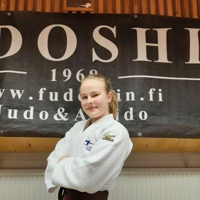 Pihla Salonen, judolupaus