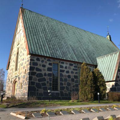 Noormarkun kirkko.