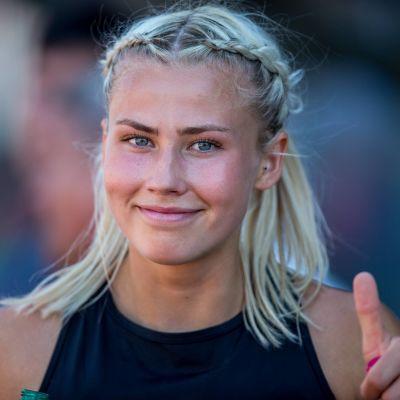 Bianca Salming är svensk mångkampare.
