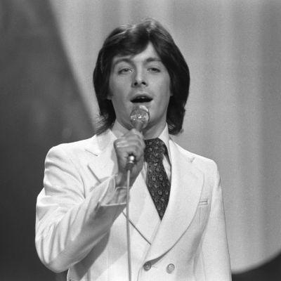 Kirka Eurovision laulukilpailujen Suomen karsinnassa 1974.