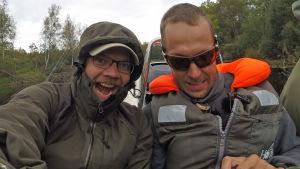 Juha Korhonen, Mikko Peltola