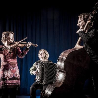 Maans, Kalaniemi och Anttila