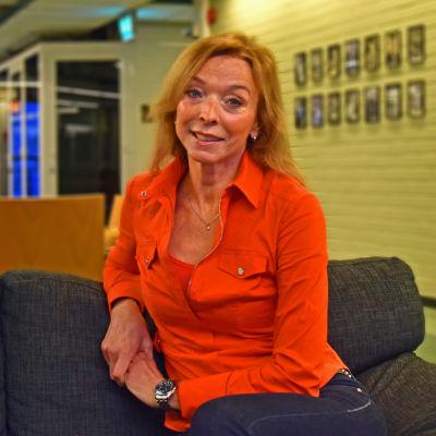 Anna Nordström jobbar som skolcoach.