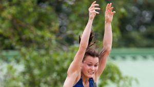 Alina Strömberg, 2016.