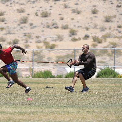 Las Vegas Raiders Damon Arnette (vas.)