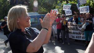 Inés Madrigal stals från sin biologiska mamma då hon föddes 1969