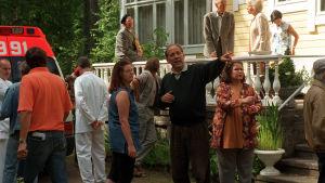 Pontus Dammert regisserade och var med och skrev manus för PrimaVera.