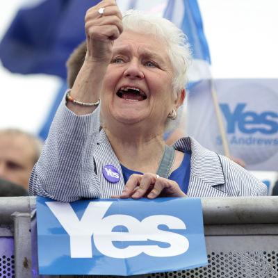 Skottland blir ett nordiskt land?