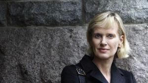 Kirjailija Siri Hustvedt