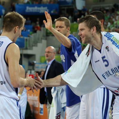 Basketlandslaget, EM 2013