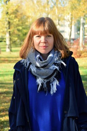 Anniina Nurmi, modedesigner och startupföretagare.
