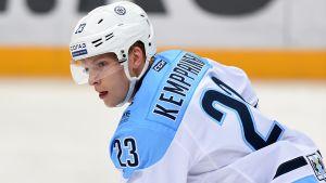 Joonas Kemppainen i Sibir Novosibirsk