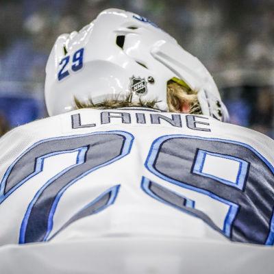 Patrik Laine, Winnipeg Jets, januari 2018.