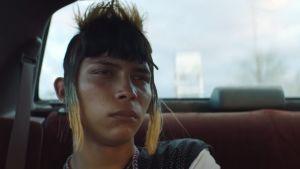 bild av Ulises i en bil