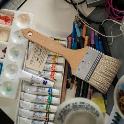 Jenny Lucanderin värejä