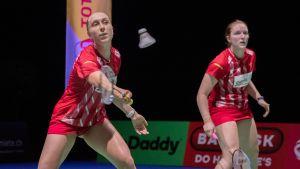 Danmark hör till världens bästa badmintonnationer.