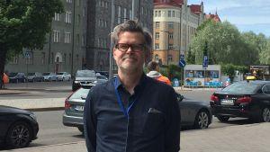 Antti Veirto, forskningschef på PAM