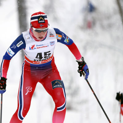 Astrid Jacobsen i Rybinsk