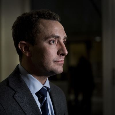 Moderaternas partisekreterare Tomas Tobé