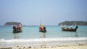 Stranden Kata Beach