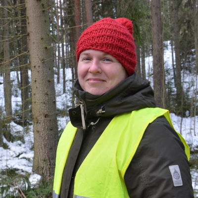 Siv Vesterlund-Karlsson.