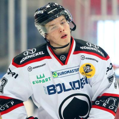 Otto Kivenmäki är inte längre aktuell för JVM.