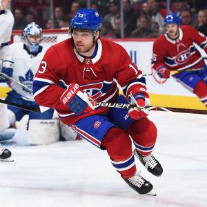 Max Domi i Montreal Canadiens.