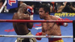 Månne Floyd eller Manny är sugna på OS i Rio de Janeiro?