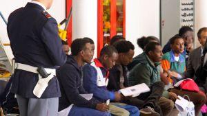 omplacering, asylsökande, italien, eritrea, eu