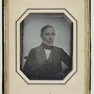 J. V. Snellman, ca 1840.