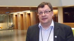 Kari Ranta-Aho är fiskerichef vid NTM-centralen i Egentliga Finland