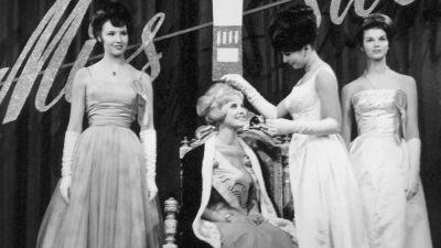 Miss Suomi 1962 Kaarina Leskinen