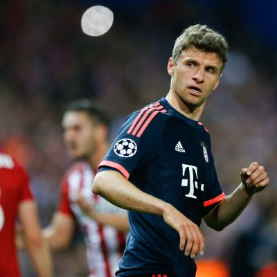 Thomas Müller FC Bayern