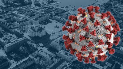 coronavirus i Helsingfors
