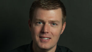 Tonsättaren Dan Forrest