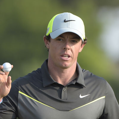 Rory McIlroy under British Open 2014