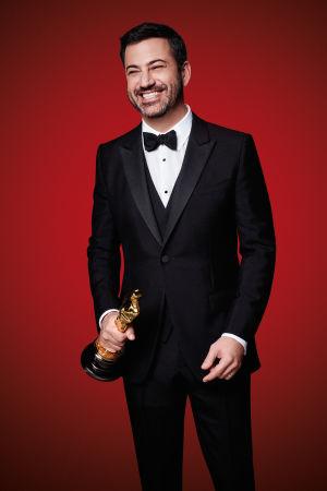 Oscar-gaalan 2017 juontaja Jimmy Kimmel