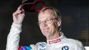 Ari Vatanen på äldre dagar.