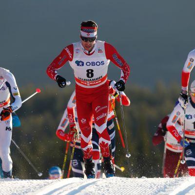 Lillehammer on yksi kansainvälisen hiihtokalenterin perinteisimmistä kilpailupaikoista.