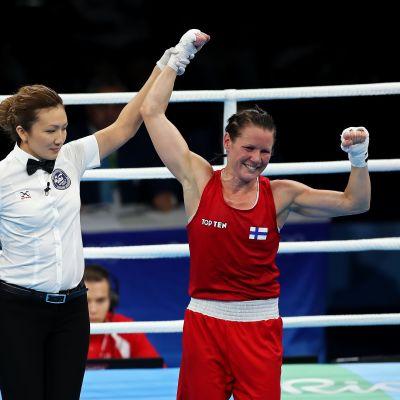 Mira Potkonen, OS 2016.